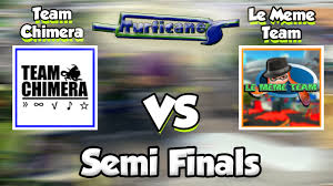 Meme Team - splatoon turficane tournament semi finals team chimera vs le