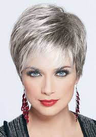 hair style for thin fine over 50 best short hairstyles for gray hair short hairstyles 2018