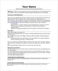 Combination Resume Samples Sample Resume 34 Documents In Pdf Word
