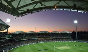ashes when is the second test day start time schedule at