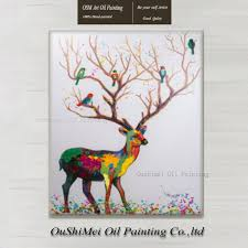 paintings for home decor compare prices on 100 birds painting online shopping buy low