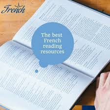 the best resources for your french reading practice
