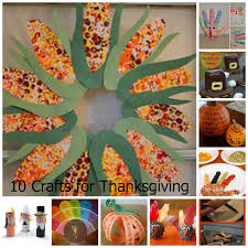 10 crafts for thanksgiving woman of many roles