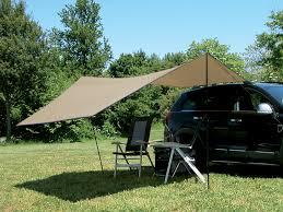 Uk Canopy Tent by Eurotrail Tarp Carside Camper U0026 Van Awnings Awnings U0026 Canopies