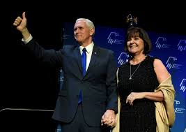 mike pence wife dinner his rule puts women at a disadvantage