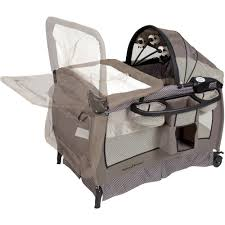 pack and play with bassinet and changing table baby trend pack n play with bassinet and changing table changing