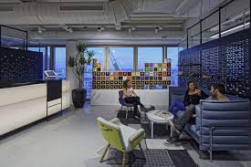 inside palantir u0027s stylish tel aviv office officelovin u0027