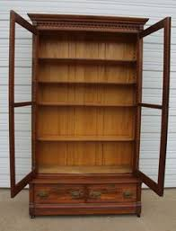 Ebay Bookcases Antique Eastlake Victorian Bookcase Antiques Furniture