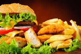 fast food cuisine 2559 610 sureeporn ใบงานท 5 fast food junk food
