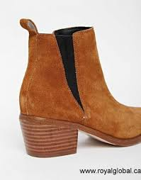 womens chelsea boots size 11 style asos risked it pointed suede chelsea