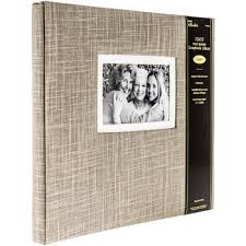 post bound photo albums gray linen post bound scrapbook album 12 x 12 hobby lobby