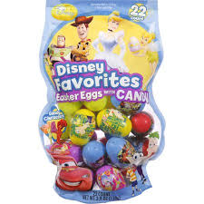 easter eggs filled with toys frankford disney assort candy filled plastic eggs walmart