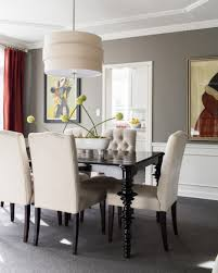 how to decorate with gray walls traditional dining room gray walls