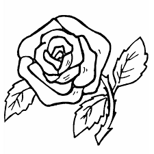 roses 8 nature u2013 printable coloring pages