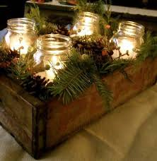 jar table decorations christmas table decorations 2018 christmas celebration