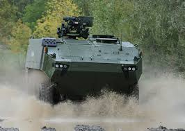 armored military vehicles romania general dynamics agree to locally manufacture piranha