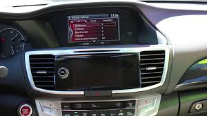 honda accord with navigation how to mute voice on navigation honda accord ex l