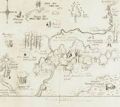 original winnie the pooh drawings set to go up for auction uk