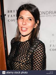 marisa tomei the british fashion council cocktail party to