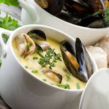 cuisiner moule recette moules marinières à la crème facile rapide