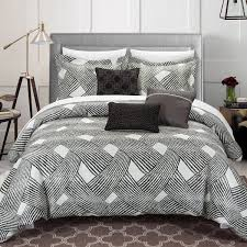 10 Pc Comforter Set Chic Home Fiorella 10 Piece Comforter Set U0026 Reviews Wayfair