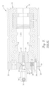 patent us20040156943 blow station bottom plug actuating