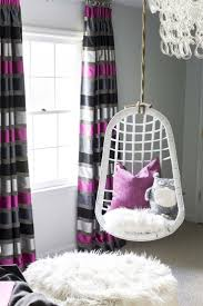 Hanging Bedroom Chair Charming Hanging Chair For Girls Bedroom Including Best Ideas