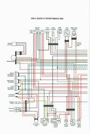 polaris sportsman 500 ho wiring diagram polaris sportsman 550