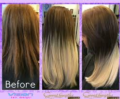 design lengths hair extensions 26 best great lengths hair extensions at vision images on