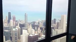 skydeck willis tower chicago tour youtube