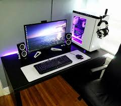 Gaming Station Computer Desk Gaming Station Computer Desk Best Of Pin By Top Best Gaming Desks