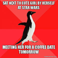Depressed Guy Meme - been depressed lately had no one to see star wars with let s