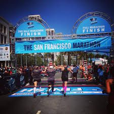 Sf Marathon Map Warriors Live On From Combat To Community