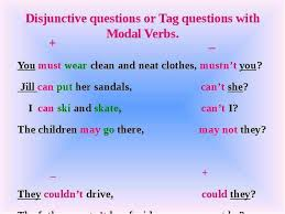 question tags exercises grammarbank