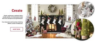 Indoor Reindeer Decorations For Christmas by Shop Indoor Christmas Decorations At Lowes Com