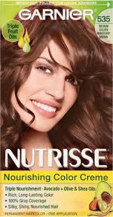 what color garnier hair color does tina fey use garnier nutrisse nourishing multi lights highlighting kit hair