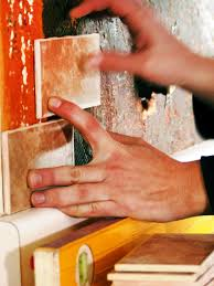 How To Install A Tile Backsplash Howtos DIY - Tile backsplash diy