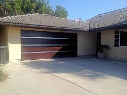 custom designed modern contemporary garage doors in la orange co modern garage doors in an astonishing protection designing city interesting simple design made from wooden material