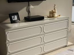 Malm Ikea Nightstand White Malm Ikea Dresser With Gold Leaf O39verlays This Is The