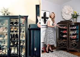 repurpose china cabinet in bedroom furniture unique shoe case design to display your shoes collection