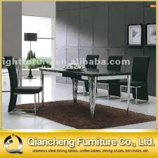 stone top dining room table dining table dining furniture simple dining modern furniture