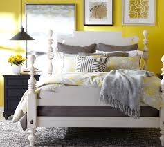 Ethan Allen Home Interiors The King Size Black Version Of This Ethan Allen Quincy Bed Is