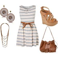 polyvore casual casual dress polyvore