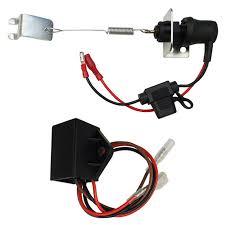 club car precedent brake light kit golf cart brake light switch