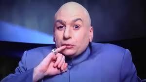 Dr Evil Meme - dr evil one million dollars youtube