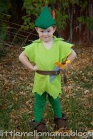 Tinkerbell Halloween Costume Toddler Peter Pan Costume Love Tutorial Toddler