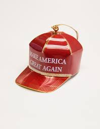 collectible ornament make america great again committee