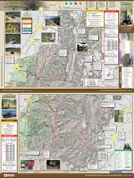 Utah State Parks Map by Utah Arapeen Ohv Trail