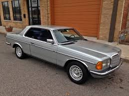 mercedes 300d coupe mercedes w123 roundup german cars for sale