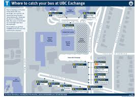 Ub North Campus Map Ubc Bus Loop Closes March 6 2017 Transportation